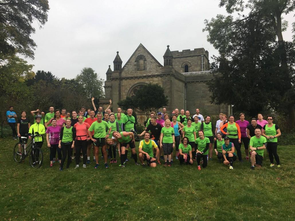 Sunday club run 30 October 2016