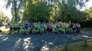25 July 2015 Z2H and Beginners Gradyuation MK parkrun