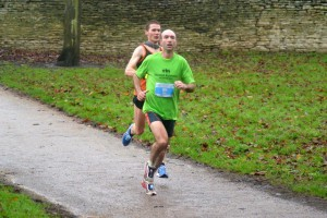 Ben Fairhall winter half