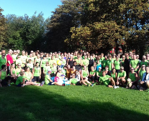 Redway Runners at parkrun